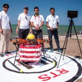 Lifesaving Drone Helps  Prevent Drowning