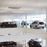European Car Sales Up, Market Slowing