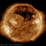 NASA Releases 4K Sun Video