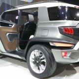Ssangyong XAV Concept Unveiled