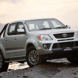 Toyota Hilux Pickup Slated for Debut