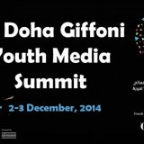 Iran in Doha Giffoni Youth Media Summit