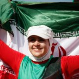 Iranian Archer in Paralympic Top '25 Moments'