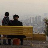 Tehran Air Quality Improving