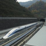 Japan Maglev Train Breaks Own Speed Record at 603 Km/h