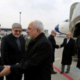Zarif Upbeat as Nuclear Talks Resume