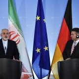Secure Iran a Reliable Partner for Germany