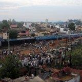 India Investigates After Fourth Big Train Accident Kills 23