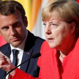Merkel, Macron Eye Deeper Eurozone Integration After Brexit