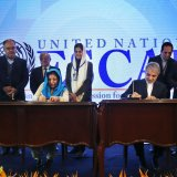 Iran and the UN signed an agreement on Tuesday on the establishment of the APDIM office in Tehran.