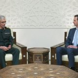Top General Meets Syria's Assad