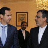 Envoy Meets Assad