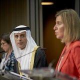 Top EU, Saudi Diplomats Discuss  Iran Deal