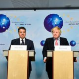 EU Reiterates Commitment to Nuclear Deal