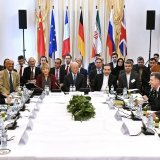 A special meeting of the Joint Commission of parties to the JCPOA at Coburg palace in Vienna, Austria on May 25.