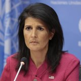 Haley Pushes UN to Toe US Anti-Iran Line