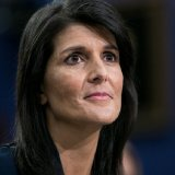 Haley's  Anti-Iran Charges Denounced
