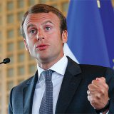 Macron Urges Respect for Iran Deal