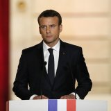Macron Visiting Unstable Mideast