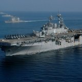 US Navy Says It Received Iran Message
