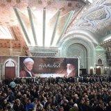 Commemoration Service Held to Honor Hashemi