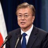 New S. Korean President Congratulated