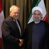Economic Coop. High on Rouhani's Agenda in Vienna