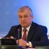 Russian Envoy Due in Tehran for Syria Talks
