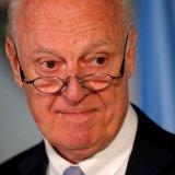 3 Nations Start Talks on Syria