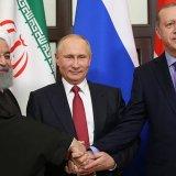 Iran, Turkey, Russia Presidents to Meet in Tabriz