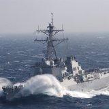 US Navy Aids Iranian Fishing Boat