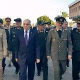 Defense Minister Visiting Syria
