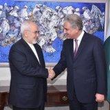 Pakistan Prime Minister, Zarif Confer