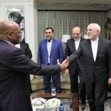 FM Meets S. African President