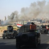 Kurdish Forces Withdraw to June 2014 Lines