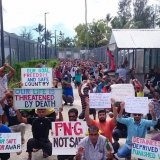 The remaining men, who are held on Manus for more than four years, insist they should be resettled in third countries and not simply transferred to another detention camp in PNG.