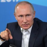 "Putin Admits Trusting West ""Was Our Biggest Mistake"""