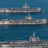 North Korea: US Aircraft Carriers Creating Worst Ever Situation