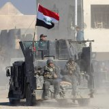 Iraqi Forces Launch Offensive to Recapture Last Town in IS Control