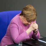Merkel Launching Crunch German Coalition Talks