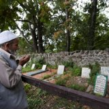The Association of Parents of Disappeared Persons (APDP), a human rights group in Kashmir, told the commission there were 3,844 unmarked graves.
