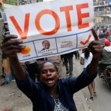 Kenya Crisis Deepens as Kenyatta Leads  in Disputed Poll