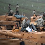 The Turkish army says 32 of its troops have been killed in Afrin operation.