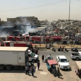12 Dead As Car Bomb Explodes  in Baghdad