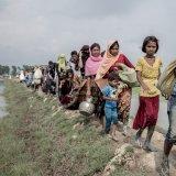 Bangladesh Delays Repatriation of Refugees to Myanmar