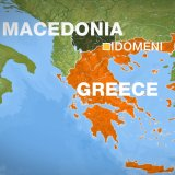 Name Row  in Greece, Macedonia Edging to Solution