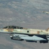 Israeli Jet Causes Sonic Boom  Over Lebanon