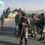 Blast Outside Kabul Stadium Kills 3