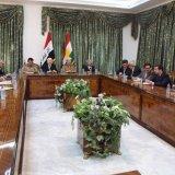 Iraq, Kurdistan Presidents Talk About Kirkuk Standoff