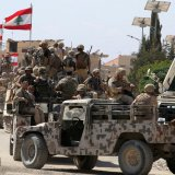 Nine Lebanese soldiers were captured by IS in August 2014 after it overran the border town of Arsal.